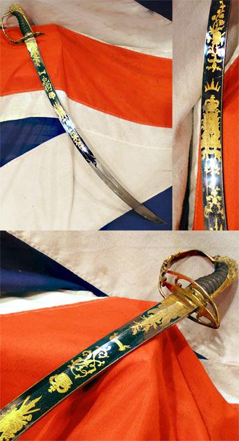 1803 Officers Sword