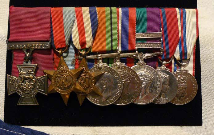 British Medal Groups