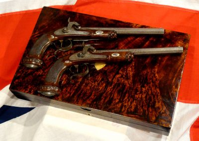 French Duelling Pistols