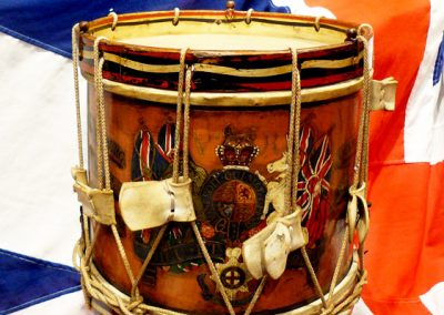 Regimental Drum